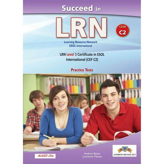 Εικόνα από SUCCEED IN LRN C2 MP3/CD