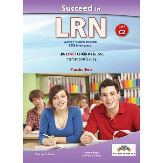 Εικόνα από SUCCEED IN LRN C2 TB