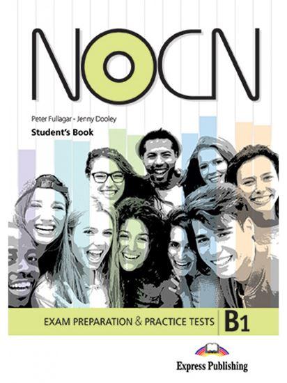 Εικόνα από PREPARATION & PRACTICE TESTS FOR NOCN EXAM B1 SB (+ DIGIBOOKS APP)