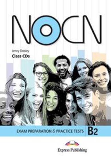 Εικόνα από PREPARATION & PRACTICE TESTS for NOCN EXAM (B2) CLASS CD'S (SET OF 3)