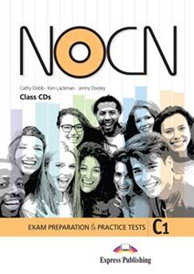 Εικόνα από PREPARATION & PRACTICE TESTS for NOCN EXAM (C1) CLASS CD'S (SET OF 3)