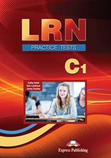 Εικόνα από LRN C1 PRACTICE TEST CLASS CDs