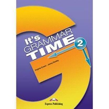 Εικόνα της IT 'S GRAMMAR TIME 2 INTERNATIONAL (+DIGI-BOOK)