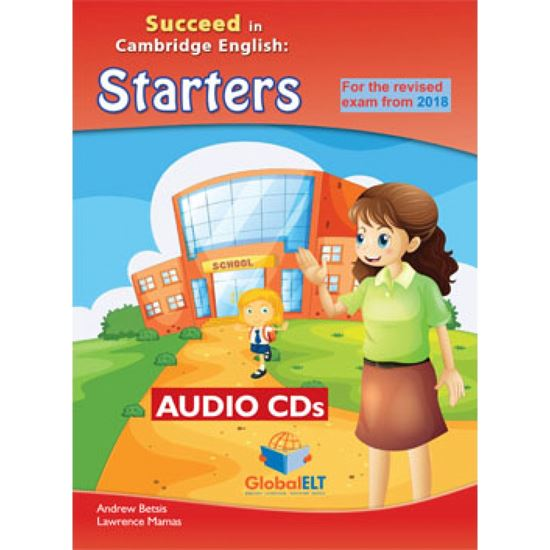 Εικόνα από SUCCEED STARTERS 2018 MP3/CD