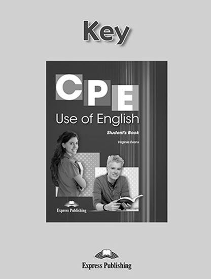 Εικόνα από CPE USE OF ENGLISH 1 FOR THE REVISED CAMBRIDGE PROFICIENCY KEY