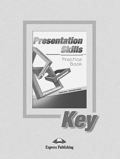 Εικόνα από PRESENTATION SKILLS PRACTICE BOOK KEY