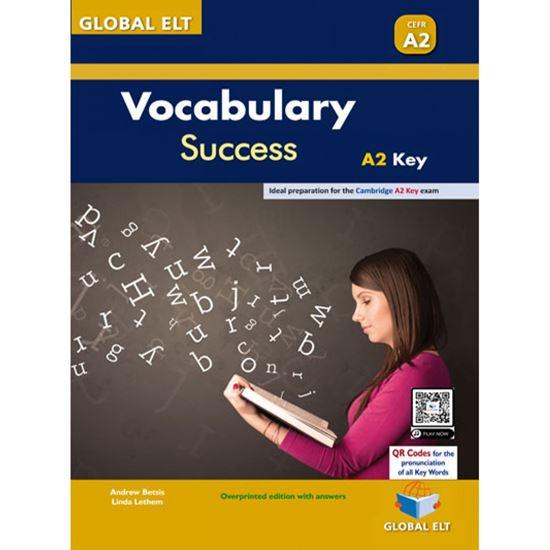 Εικόνα από Vocabulary Success A2 Key TB