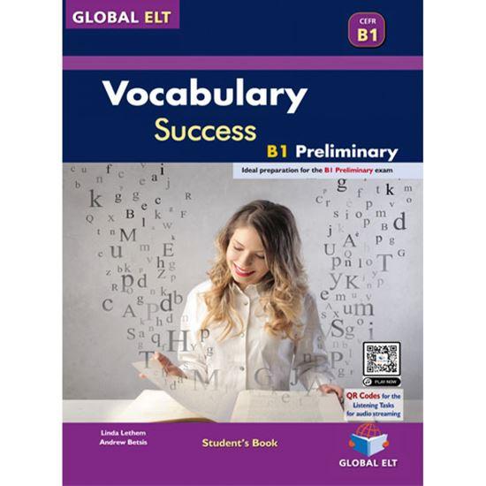 Εικόνα από Vocabulary Success B1 SSE