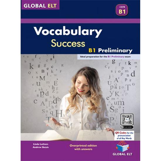Εικόνα από Vocabulary Success B1 TB