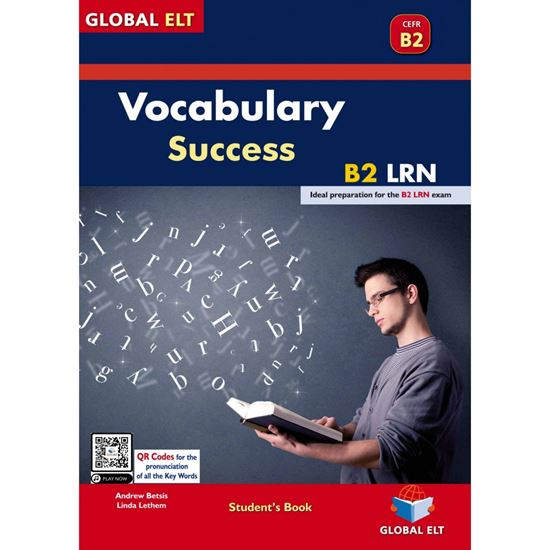 Εικόνα από Vocabulary Success B2 LRN TB