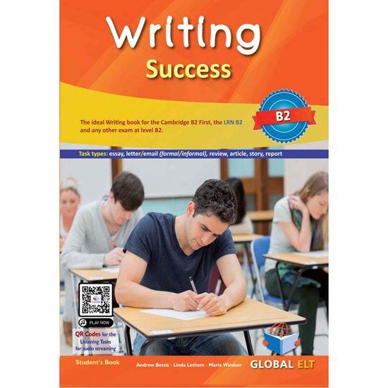 Εικόνα από WRITING SUCCESS B2 CD GREEK ED