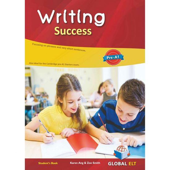 Εικόνα από WRITING SUCCESS PRE-A1 TB