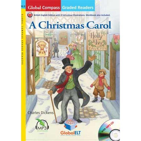 Εικόνα από A CHRISTMAS CAROL (+MP3 CD)