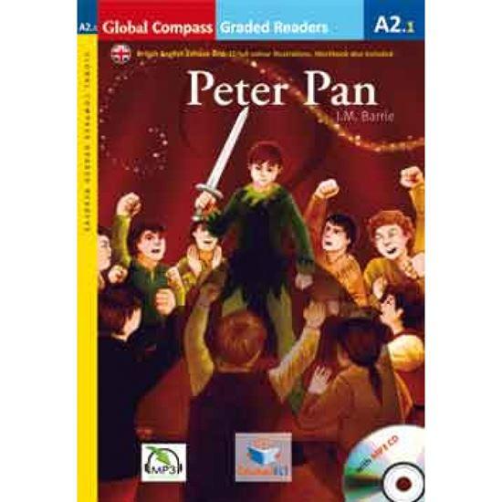Εικόνα από PETER PAN ( + MP3 Pack)