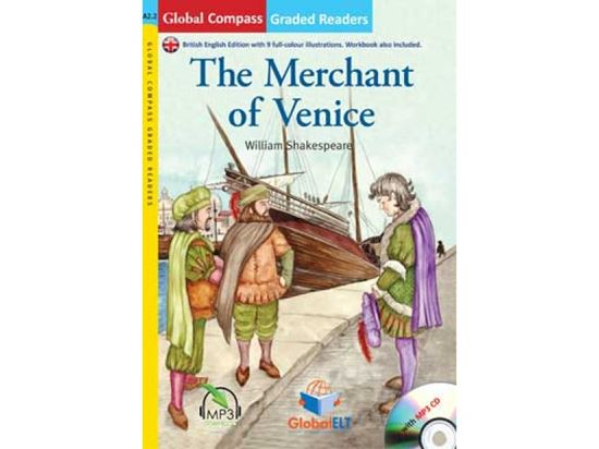 Εικόνα από THE MERCHANT OF VENICE ( + MP3 Pack)