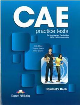 Εικόνα της CAE PRACTICE TESTS (+DIGI-BOOK APPLICATION) 2015 STUDENT'S BOOK