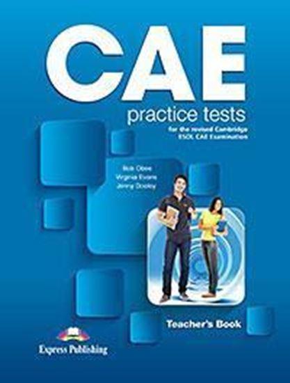 Εικόνα από CAE PRACTICE TESTS (+DIGI-BOOK APPLICATION) 2015 TEACHER'S BOOK