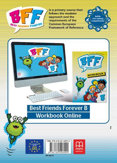 Εικόνα από BFF B' Workbook With Online Code