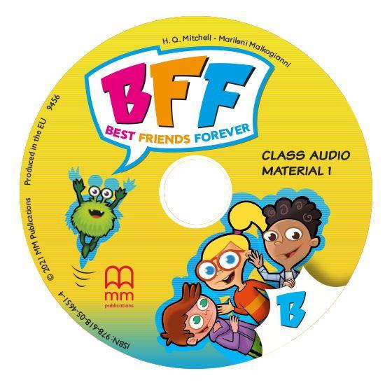 Εικόνα από BFF B - Class CDs