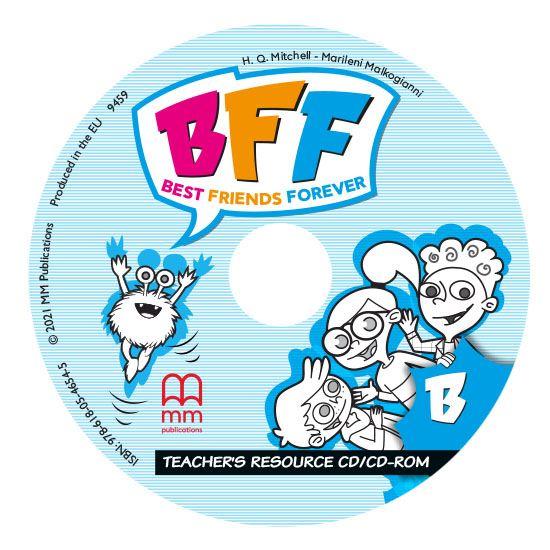 Εικόνα από Teacher's Recource Pack CD/CD-ROM BFF B