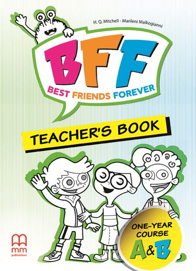 Εικόνα από BFF A & B - Teacher's Book