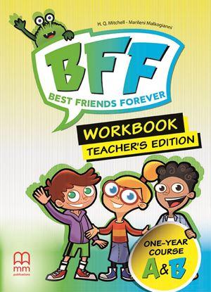 Εικόνα της BFF A & B - Workbook Teacher's Edition