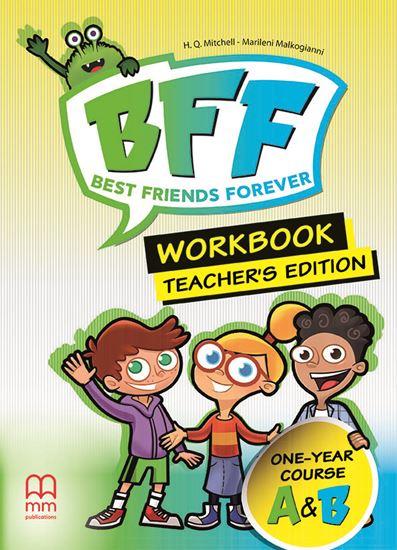 Εικόνα από BFF A & B - Workbook Teacher's Edition