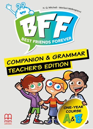 Εικόνα από BFF A & B - Companion & Grammar Book Teacher's Edition