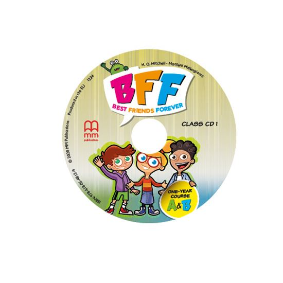 Εικόνα από BFF A & B - Class CDs