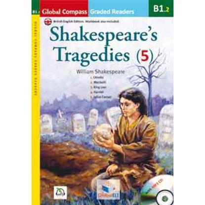 Εικόνα της SHAKESPEARE'S TRAGEDIES(5) B1.2 ( + MP3 Pack)