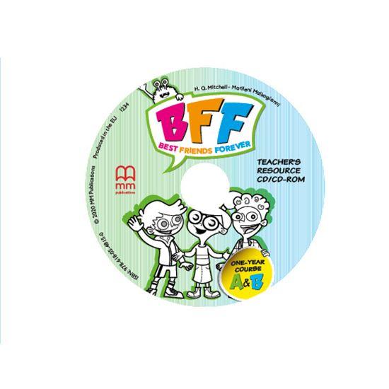 Εικόνα από Teacher's Recource Pack CD/CD-ROM BFF A & B