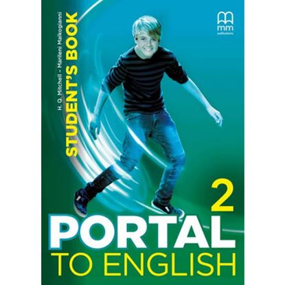 Εικόνα της PORTAL TO ENGLISH 2 - Workbook With Online Code