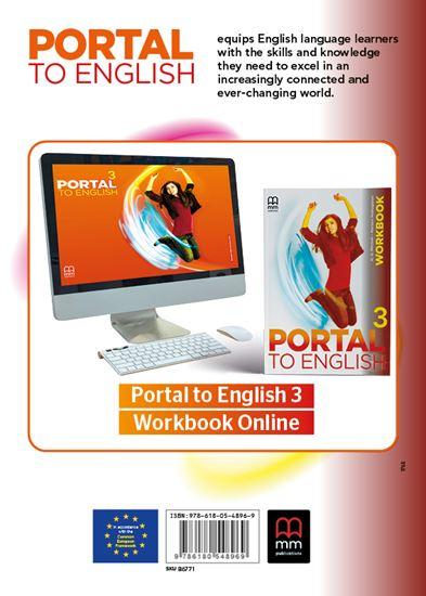 Εικόνα από PORTAL TO ENGLISH 3 - Workbook With Online Code