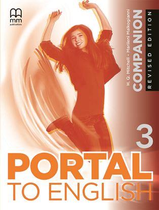 Εικόνα της PORTAL TO ENGLISH 3 - Companion Rev. Edition