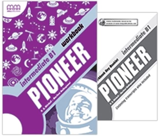 Εικόνα από Pioneer Intermediate Workbook Key Booklet