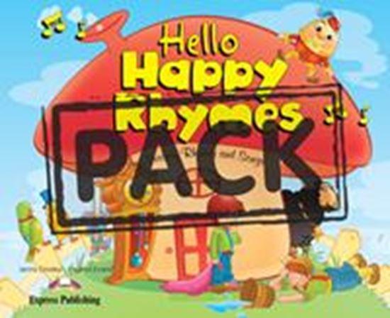 Εικόνα από HELLO HAPPY RHYMES PUPIL'S PACK 2 (CD& DVD PAL)
