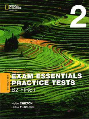 Εικόνα της Exam Essentials: Cambridge B2 First Practice Test 2 without key (2020)