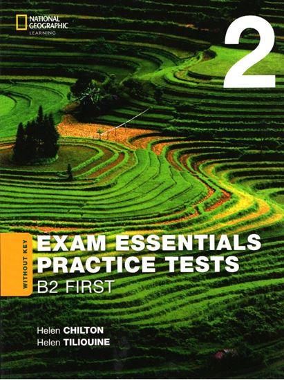 Εικόνα από Exam Essentials: Cambridge B2 First Practice Test 2 without key (2020)