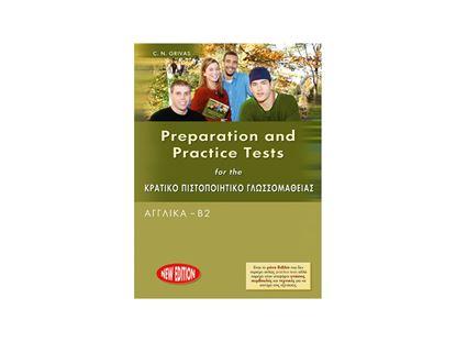 Εικόνα της PREPARATION AND PRACTICE TESTS-(SB)-B2