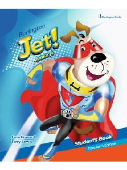 Εικόνα από JET! JUNIOR A STUDENT'S BOOK TEACHER'S EDITION