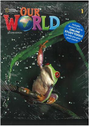 Εικόνα της Our World, Second Edition BrE Level 1 Student Book+eBook PAC+Workbook+OLP