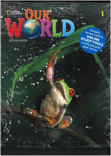 Εικόνα από Our World, Second Edition BrE Level 1 Student Book+eBook PAC+Workbook+OLP