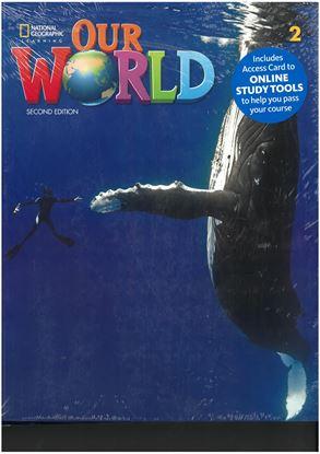 Εικόνα της Our World, Second Edition BrE BrE Level 2 Student Book+eBook PAC+Workbook+OLP