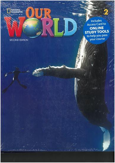 Εικόνα από Our World, Second Edition BrE BrE Level 2 Student Book+eBook PAC+Workbook+OLP