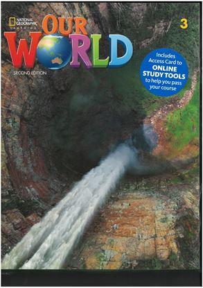 Εικόνα της Our World, Second Edition BrE BrE Level 3 Student Book+eBook PAC+Workbook+OLP