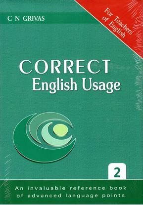 Εικόνα της CORRECT ENGLISH USAGE 2