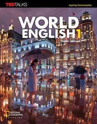 Εικόνα της World English 3E Level 1 Student's Book + My World English Online