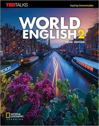 Εικόνα της World English 3E Level 2 Student's Book + My World English Online