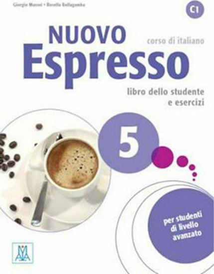 Εικόνα από NUOVO ESPRESSO 5 C1 STUDENTE (+AUDIO CD)