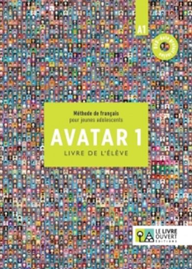 Εικόνα από AVATAR 1 A1 METHODE (+ DVD)